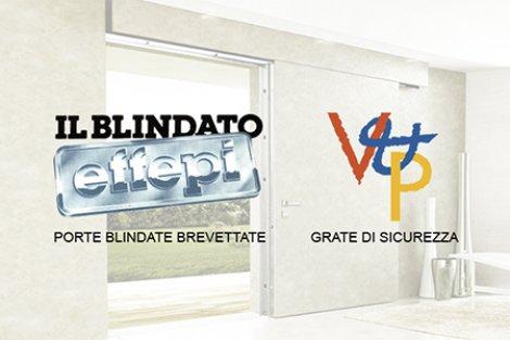 Finextra riccione finestre persiane ed oscuranti porte per interni porte blindate e - Effepi porte blindate ...