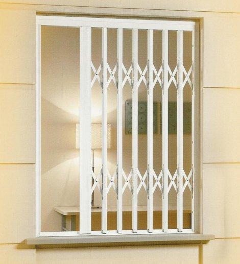 Finextra riccione finestre persiane ed oscuranti porte per interni porte blindate e - Inferriate estensibili per finestre ...