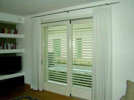 Finextra riccione finestre persiane ed oscuranti - Tende per porte finestre ...