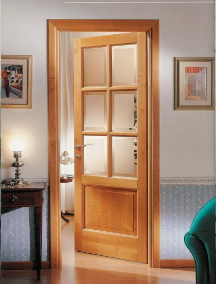 Porte interne stile inglese pannelli termoisolanti - Porte stile inglese ...