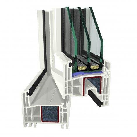 Finextra riccione finestre persiane ed oscuranti - Finestre triplo vetro ...