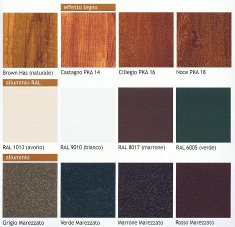 Finextra riccione finestre persiane ed oscuranti porte per interni porte blindate e - Finestre alluminio effetto legno ...