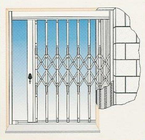 Finextra riccione finestre persiane ed oscuranti porte per interni porte blindate e - Inferriate di sicurezza per porte e finestre ...